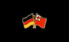 Spilla dell'amicizia Germania - Tonga - 22 mm