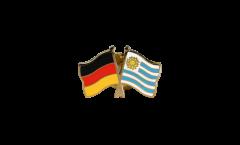 Spilla dell'amicizia Germania - Uruguay - 22 mm