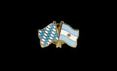 Spilla dell'amicizia Baviera - Argentina - 22 mm