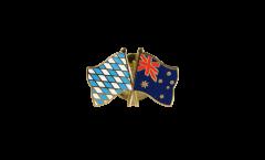 Spilla dell'amicizia Baviera - Australia - 22 mm