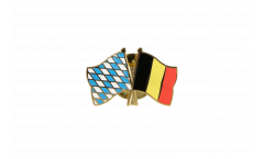 Spilla dell'amicizia Baviera - Belgio - 22 mm