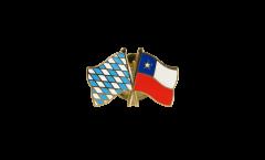 Spilla dell'amicizia Baviera - Cile - 22 mm