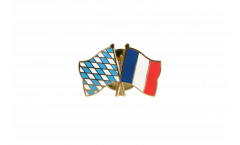 Spilla dell'amicizia Baviera - Francia - 22 mm