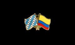 Spilla dell'amicizia Baviera - Colombia - 22 mm