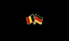 Spilla dell'amicizia Belgio - Germania - 22 mm