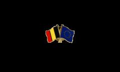 Spilla dell'amicizia Belgio - Europa - 22 mm