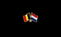 Spilla dell'amicizia Belgio - Paesi Bassi - 22 mm