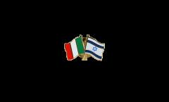 Spilla dell'amicizia Italia - Israele - 22 mm