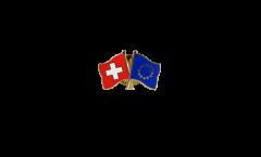 Spilla dell'amicizia Svizzera - Europa - 22 mm
