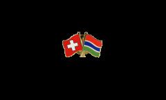 Spilla dell'amicizia Svizzera - Gambia - 22 mm
