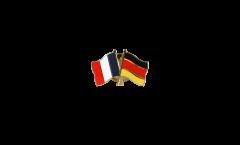 Spilla dell'amicizia Francia - Germania - 22 mm