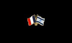Spilla dell'amicizia Francia - Israele - 22 mm