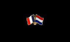 Spilla dell'amicizia Francia - Paesi Bassi - 22 mm