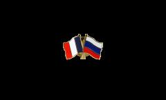 Spilla dell'amicizia Francia - Russia - 22 mm