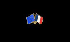 Spilla dell'amicizia Europa - Francia - 22 mm