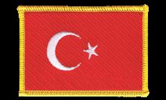 Applicazione Turchia - 8 x 6 cm