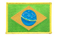 Applicazione Brasile - 8 x 6 cm