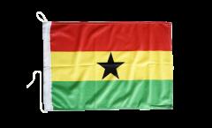 Bandiera da barca Ghana - 30 x 40 cm