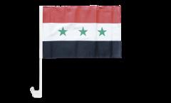 Bandiera per auto Iraq senza grafia 1963-1991 - 30 x 40 cm