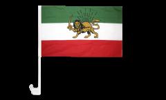 Bandiera per auto Iran Shahzeit - 30 x 40 cm