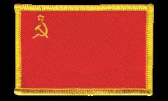 Applicazione URSS Unione sovietica - 8 x 6 cm