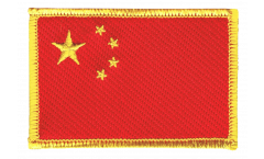 Applicazione Cina - 8 x 6 cm
