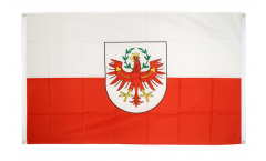 Bandiera da balcone Austria Tirolo - 90 x 150 cm