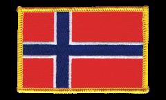 Applicazione Norvegia - 8 x 6 cm