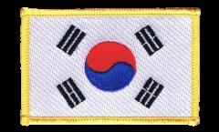 Applicazione Corea del sud - 8 x 6 cm