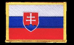 Applicazione Slovacchia - 8 x 6 cm