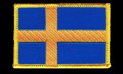 Applicazione Svezia - 8 x 6 cm