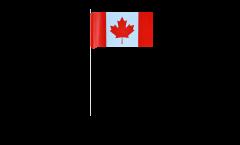 Bandiera di Carta Canada - 12 x 24 cm