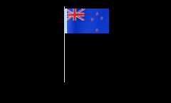 Bandiera di Carta Nuova Zelanda - 12 x 24 cm