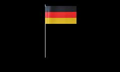 Bandiera di Carta Germania - 12 x 24 cm