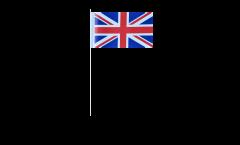 Bandiera di Carta Regno Unito - 12 x 24 cm