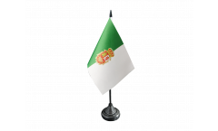 Bandiera da tavolo Spagna Fuerteventura - 10 x 15 cm