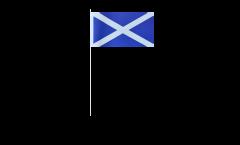 Bandiera di Carta Scozia - 12 x 24 cm
