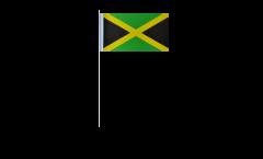 Bandiera di Carta Giamaica - 12 x 24 cm