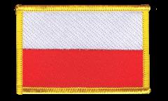 Applicazione Polonia - 8 x 6 cm