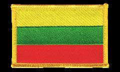 Applicazione Lituania - 8 x 6 cm
