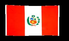 Bandiera da balcone Perù - 90 x 150 cm