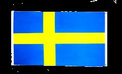 Bandiera da balcone Svezia - 90 x 150 cm