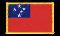 Applicazione Samoa - 8 x 6 cm