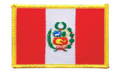 Applicazione Perù - 8 x 6 cm