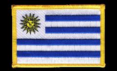 Applicazione Uruguay - 8 x 6 cm