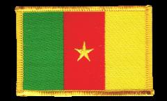 Applicazione Camerun - 8 x 6 cm