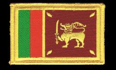 Applicazione Sri Lanka - 8 x 6 cm