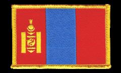 Applicazione Mongolia - 8 x 6 cm