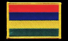Applicazione Mauritius - 8 x 6 cm