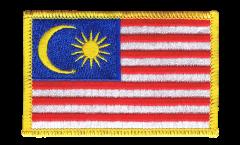 Applicazione Malesia - 8 x 6 cm